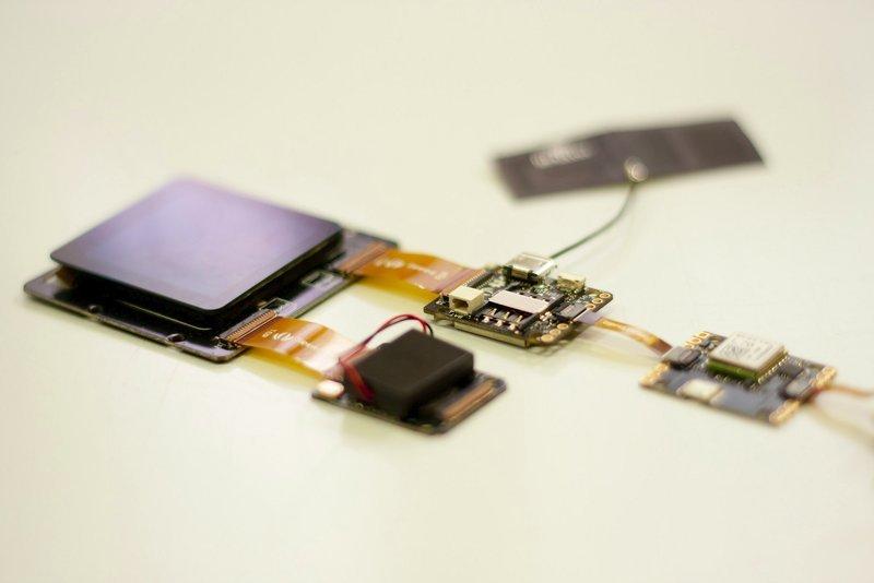 L'hardware del progetto Inpé