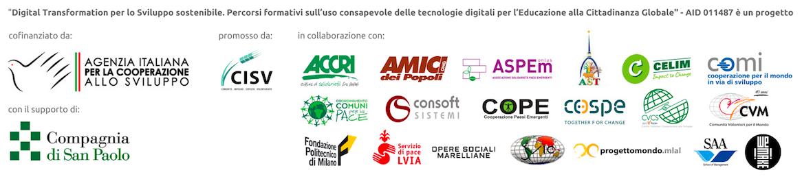 Loghi Digital Transformation