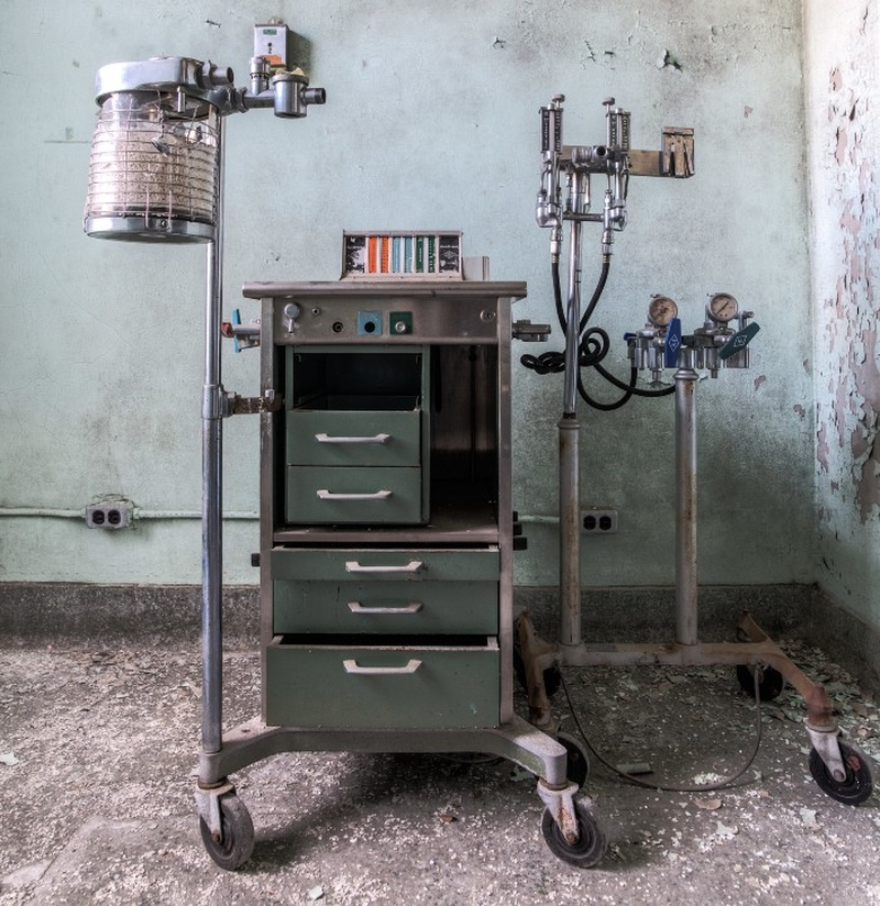 Picture by Jonathan Haeber — Jones Building Medical Equipment 2014