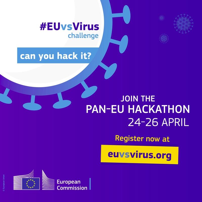 EUvsVirus Pan-EU Hackathon