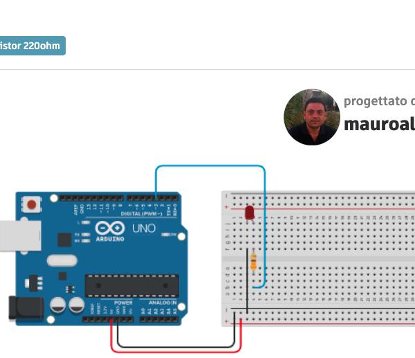 WebinARDUINO 1 - Arduino e il Blink