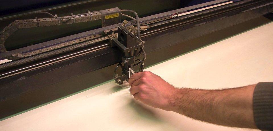 Servive Laser Cut a WeMake