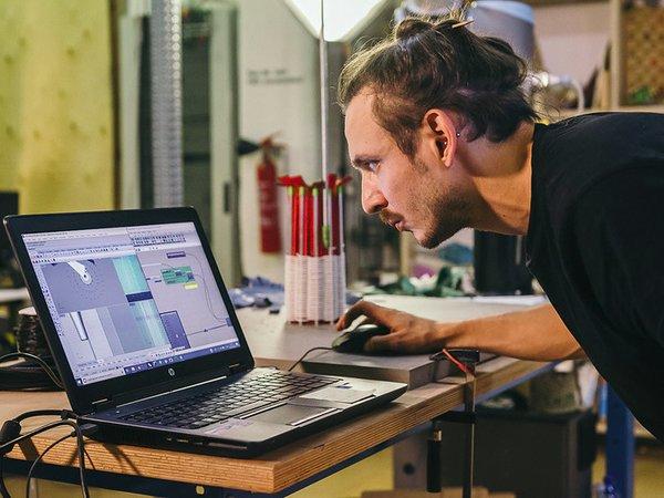 Francesco Perego: un designer e un maker