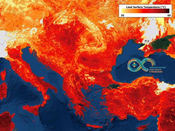 AUG su Python Weather Analytics