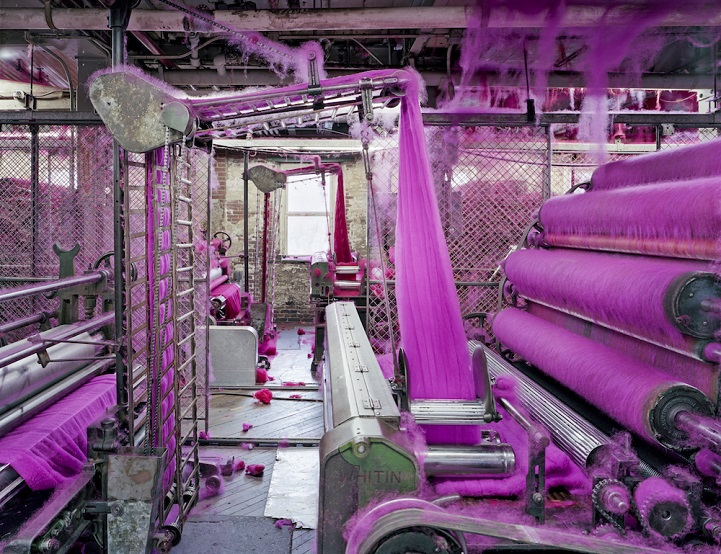 Fabbrica in rosa