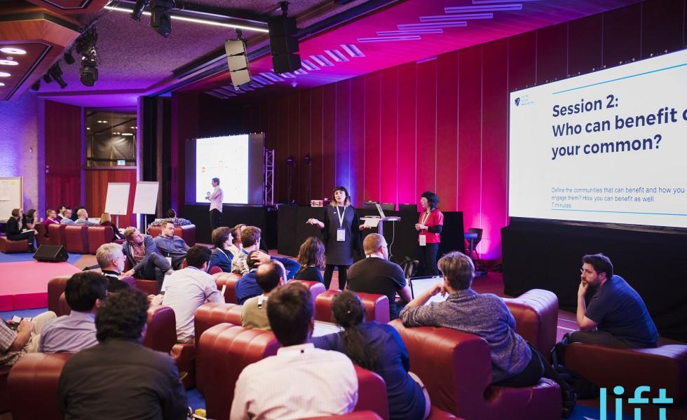Workshop DSI a Ginevra - Lift Conference