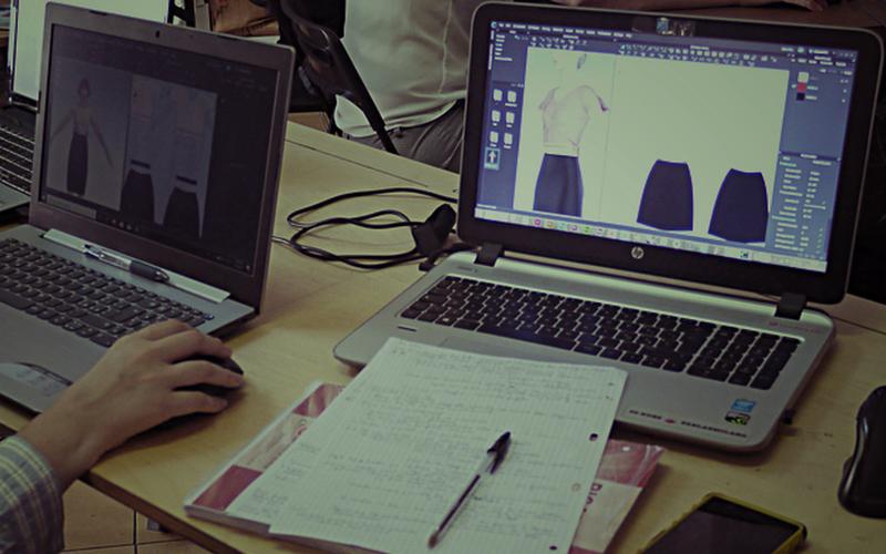 Corso Marvelous Designer e Clo3D per la moda