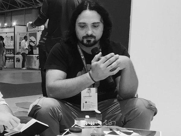 Luca Enei: tecnologia per l'inclusione