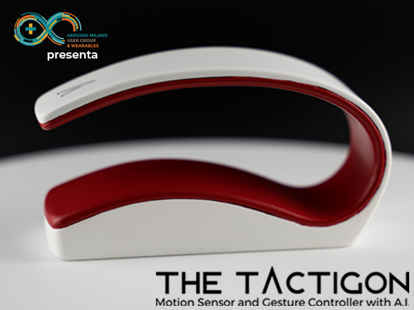 Tactigon 3D Mouse