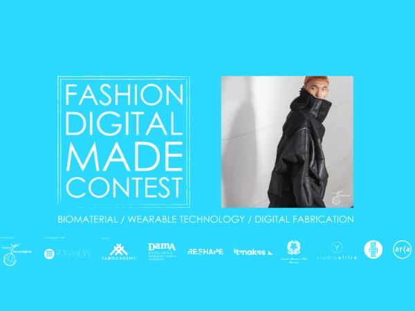 PowWow Fashion Tech Week | Contest Digital Made | WeMake