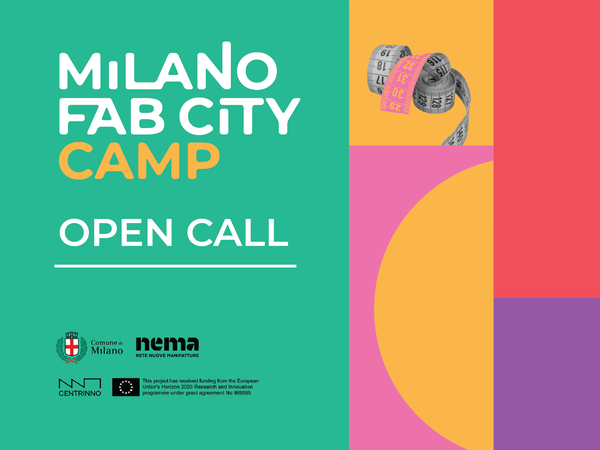 Fab City Camp 2021 - Milano - Centrinno