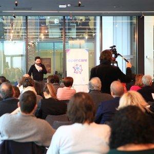 Conferenza del progetto opencare