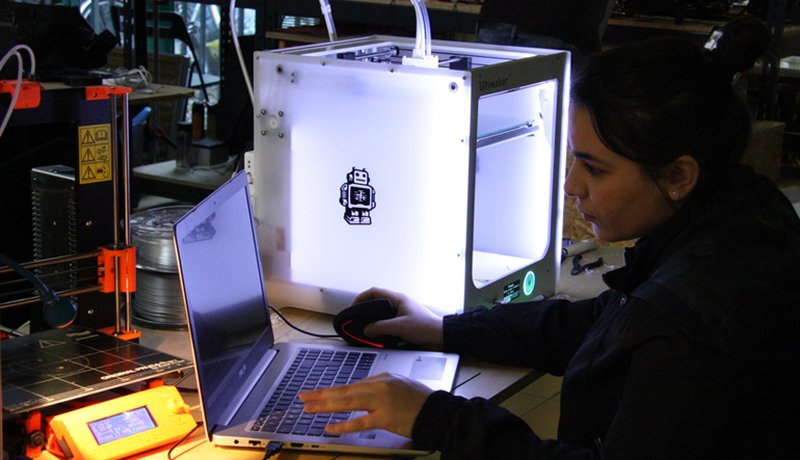 Corso Tecniche di stampa 3D