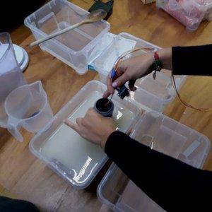 Workshop Sensori per l'ambiente: acqua