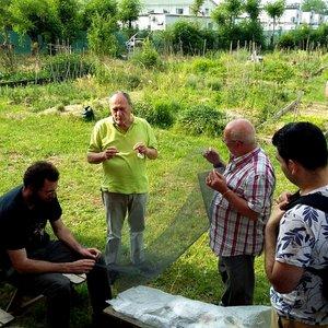 Workshop Sensori per l'ambiente: orti urbani