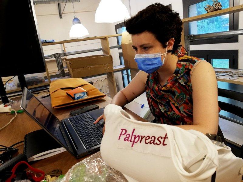 Digital Fashion Night e Palpreast