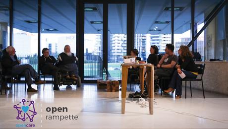 Progetto opencare | open Rampette
