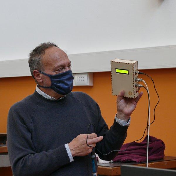 WeMake partecipa alla Maker Faire di Roma con i progetti di citizen science di Paolo Bonelli
